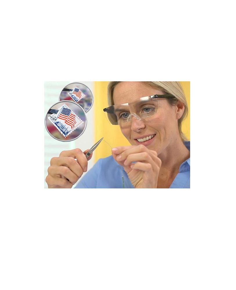 Big Vision Glasses Magnifier Kacamata Pembesar Abiramy Vta Export 813x1000